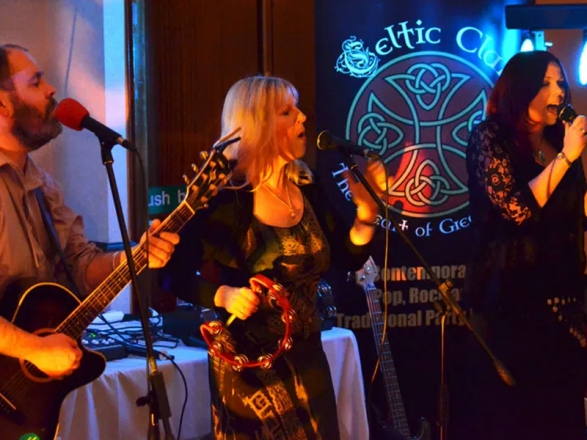 Promo Celtica Irish / Folk Band West Midlands