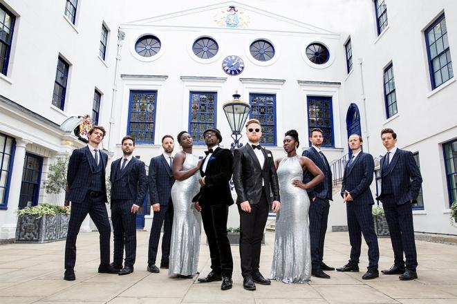 Promo Century Function Band London