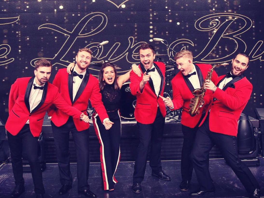 Promo Charming Louise Function Band Merseyside