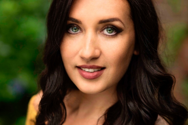 Promo Chess-Marie Mezzo Classical Crossover Singer Buckinghamshire