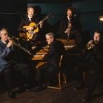 Promo Chicago Shakedown Jazz Band London