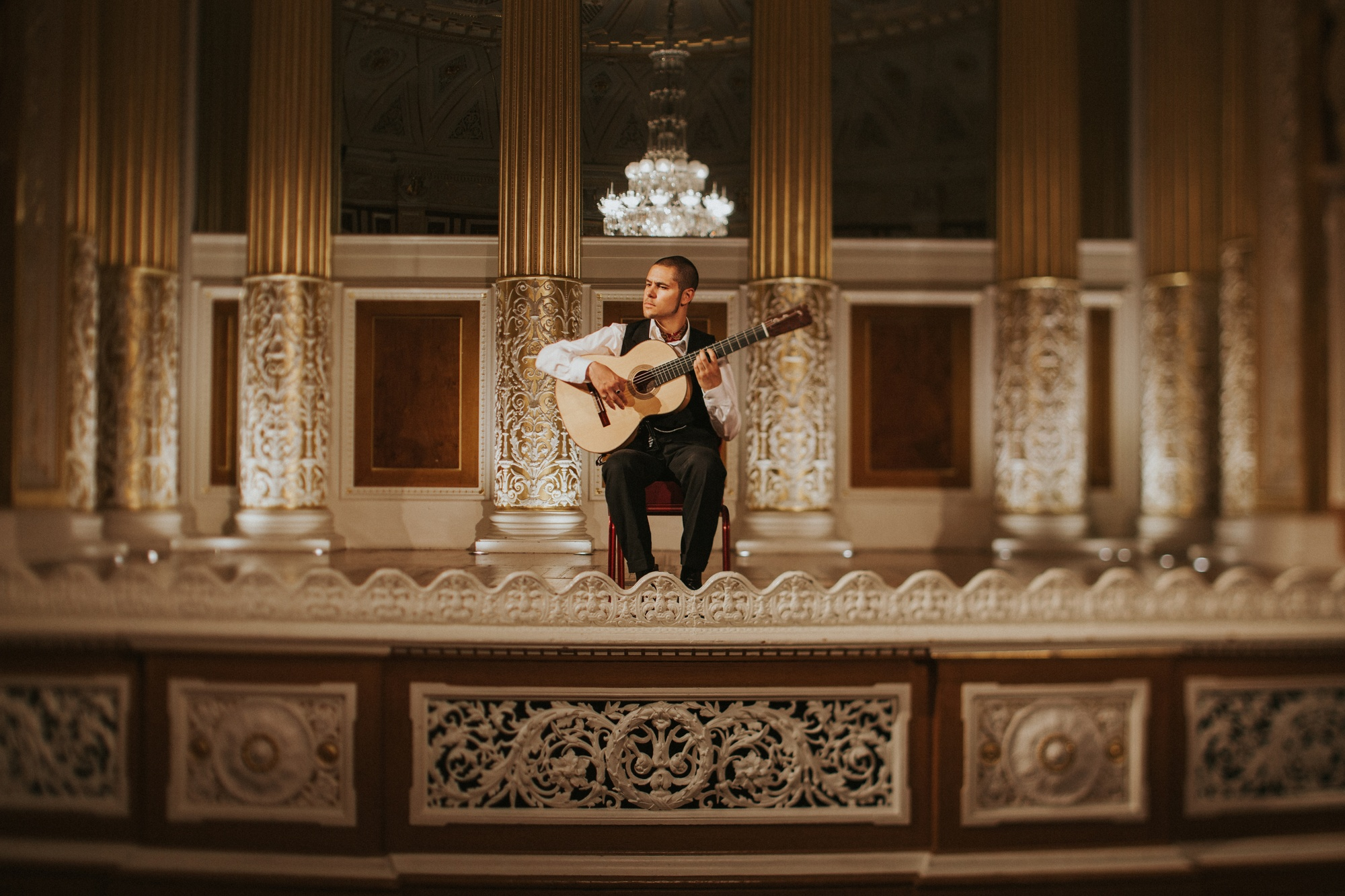 Promo Flamenco Puro Flamenco Guitarist West Yorkshire