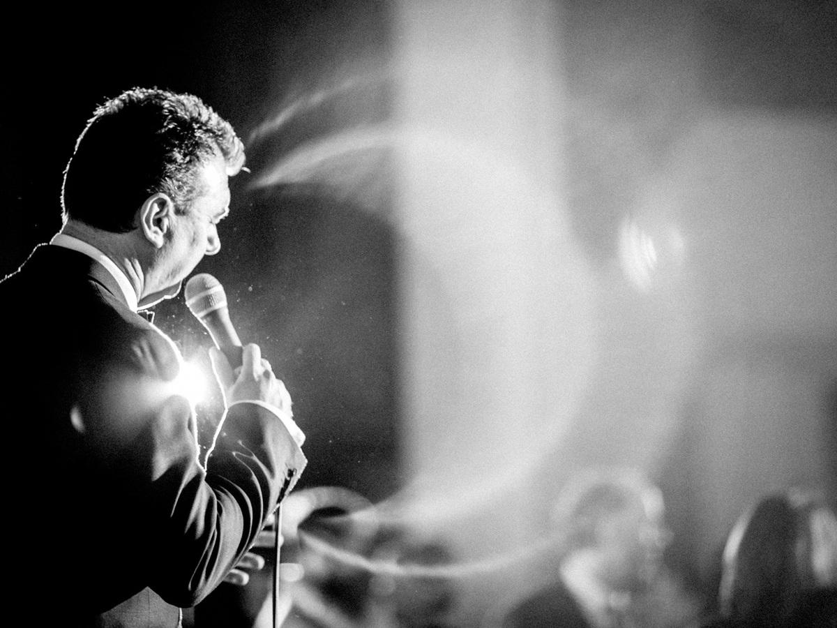 Promo Chris Kenten Swing & Rat Pack Band Kent