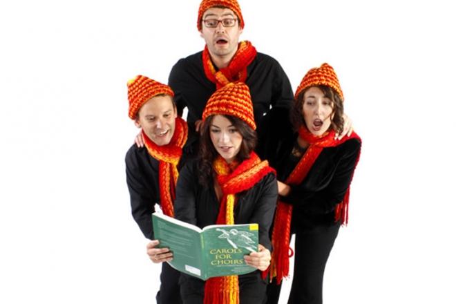 Promo Christmas Carollers Christmas Carol Singers London