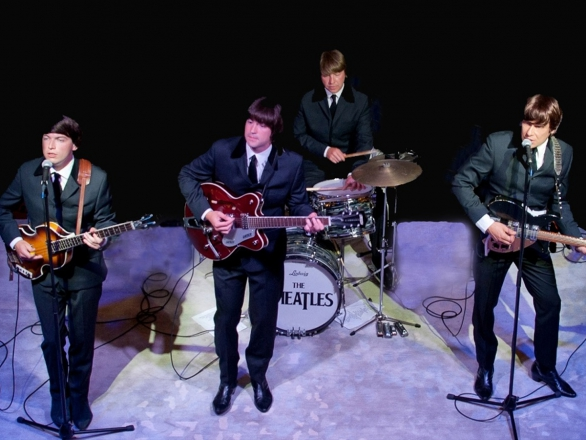 Promo (Beatles) Classic Beatles Beatles Tribute Band Greater Manchester