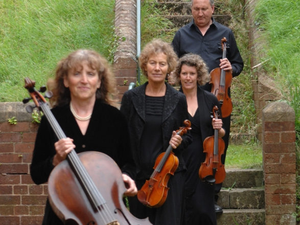 Promo Clifton String Quartet String Quartet Devon