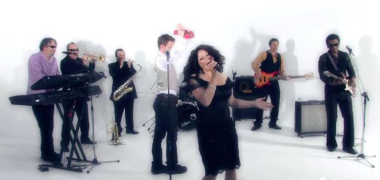 Promo Clubclass Soul Band London