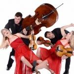 Promo Comedy String Quartet String Quartet London