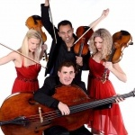 Promo Comedy String Quartet  London
