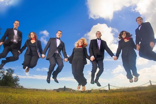 Promo Company Of Singers Vocal Group / Choir / Barbershop Singers London