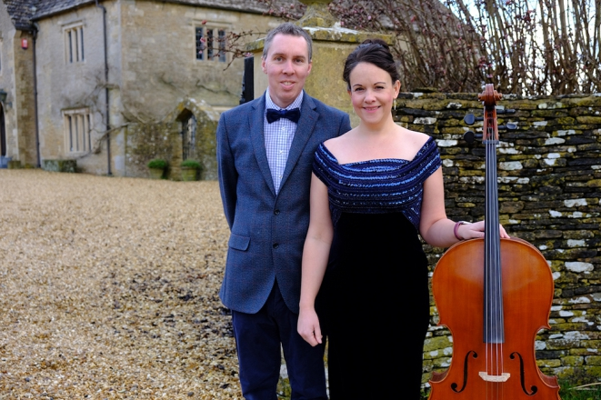Promo Cotswold Duo Cello and Piano Duo Wiltshire