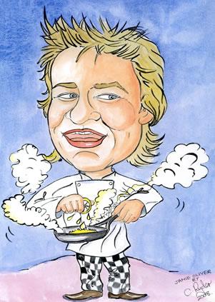 Promo C R Caricatures Caricaturist Telford, Shropshire