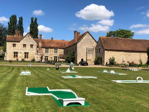 Promo Crazy Golf Fun Mobile Crazy Golf Staffordshire