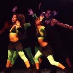 Promo Cyber Burlesque Dancer Kent