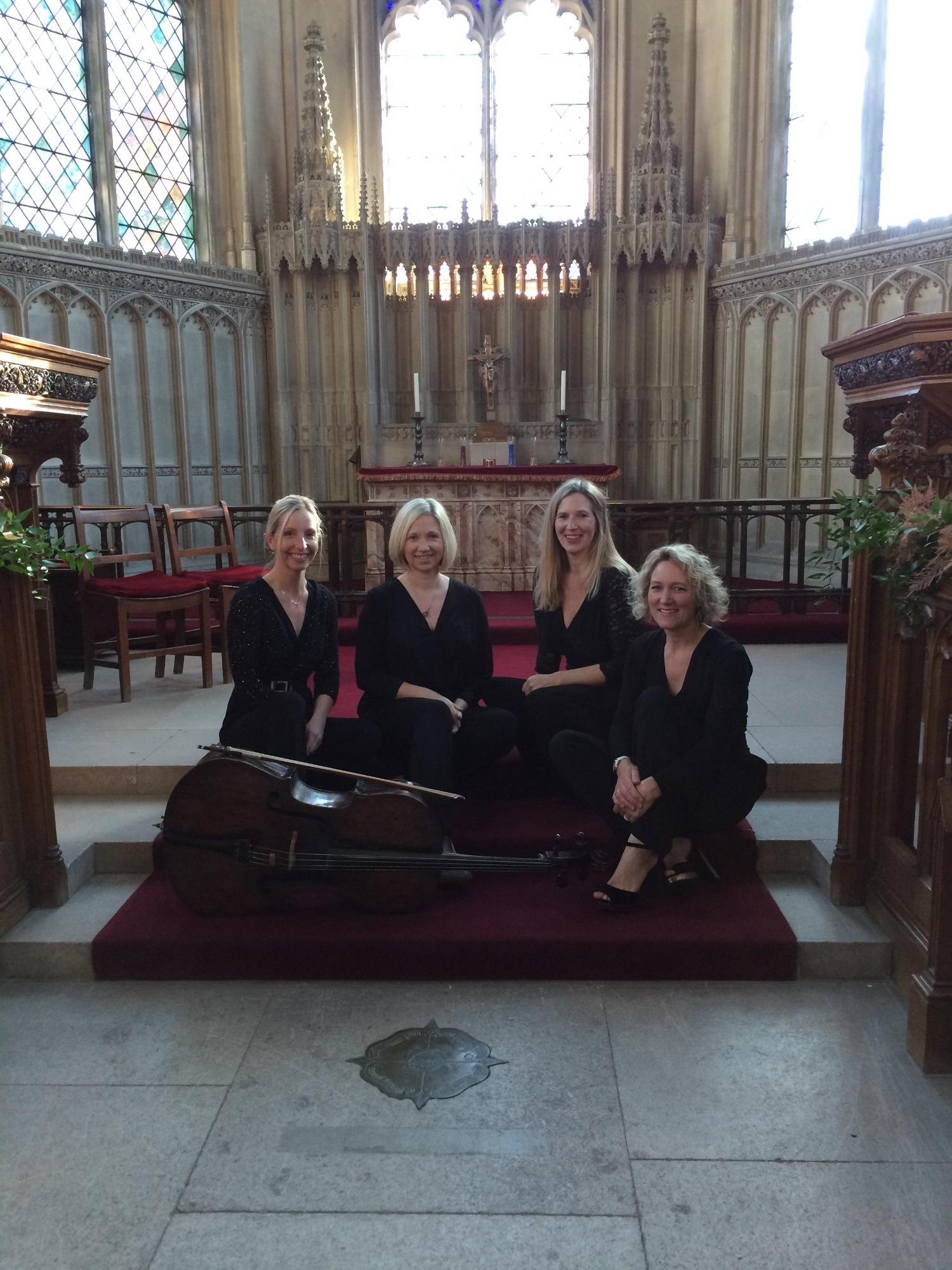 Promo The Rose String Quartet String Quartet Hertfordshire