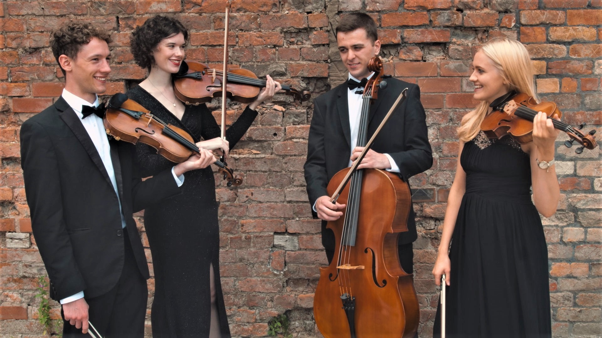 Promo Larkspur Strings  Greater Manchester