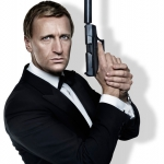Promo Daniel Craig (Steve Wright) Look Alike Norfolk