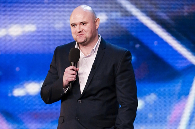 Promo Danny Posthill Comedian London