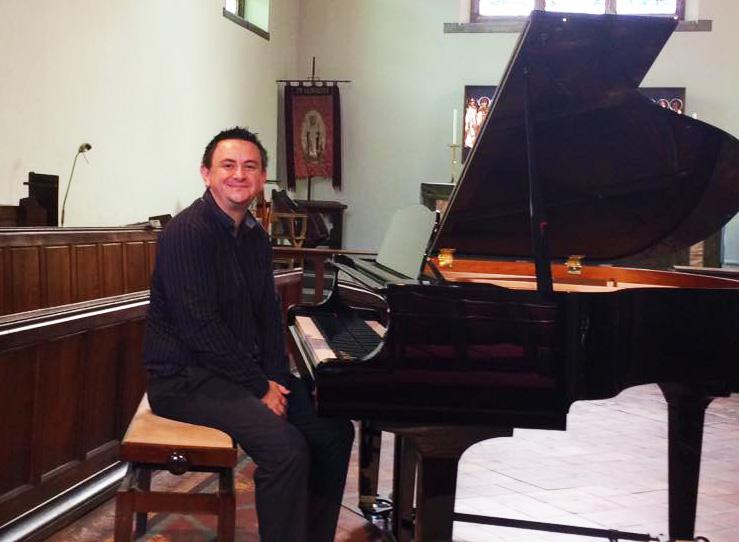 Promo Dan John Pianist Vale of Glamorgan