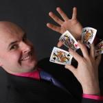 Promo David the Illusionist Magician Nottinghamshire