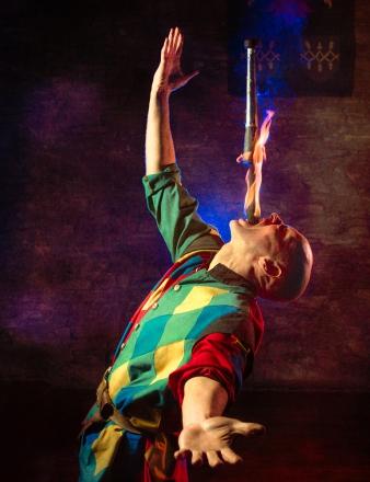 Promo Dawson Magician Lancashire