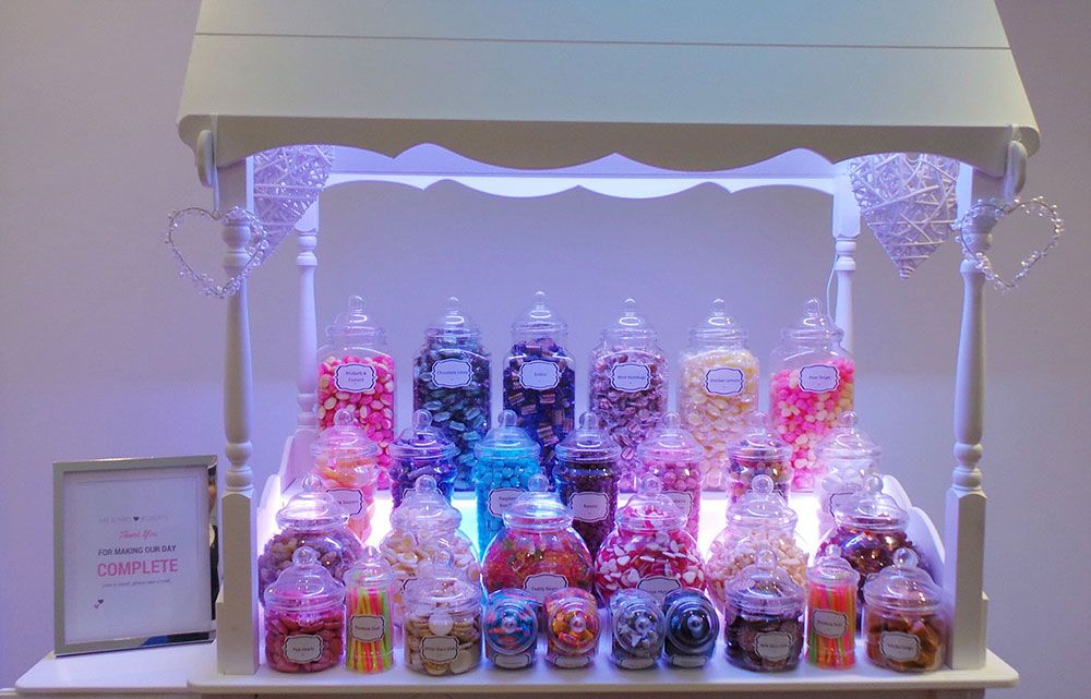 Promo Deliciously Sweet Sweet Cart Surrey