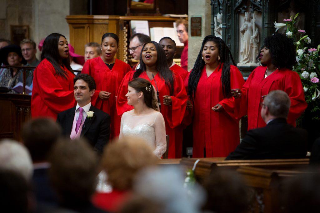 Promo Desire Gospel Choir  London