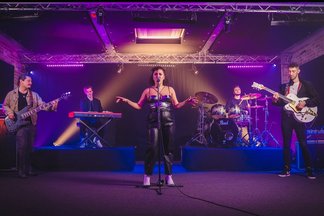 Promo Disco Fever Disco Party Band London