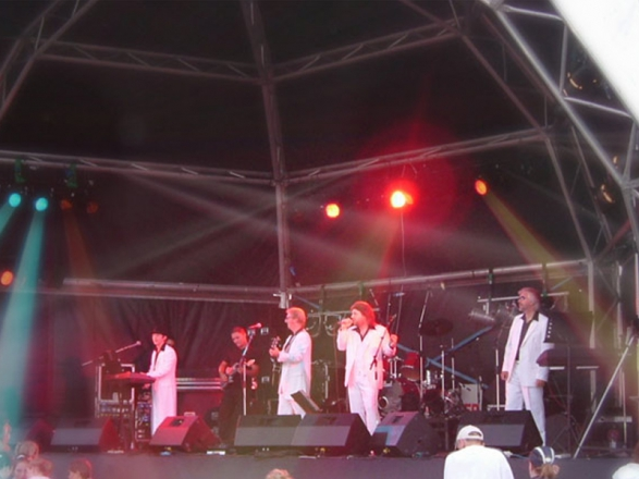 Promo (Bee Gees) Disco Night Fever Band Bee Gees Tribute Band West Midlands