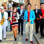 Promo Dispersion Latin, Salsa or Cuban Band London
