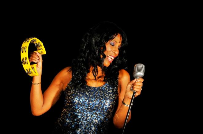 Promo Diva Divine Solo Singer Staffordshire