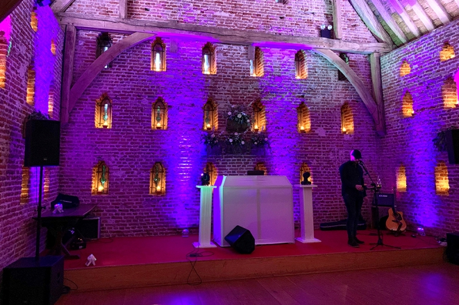 Promo DJ Lee Wedding DJ Norfolk