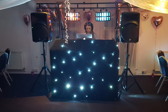 Promo DJ Paige Wedding DJ London