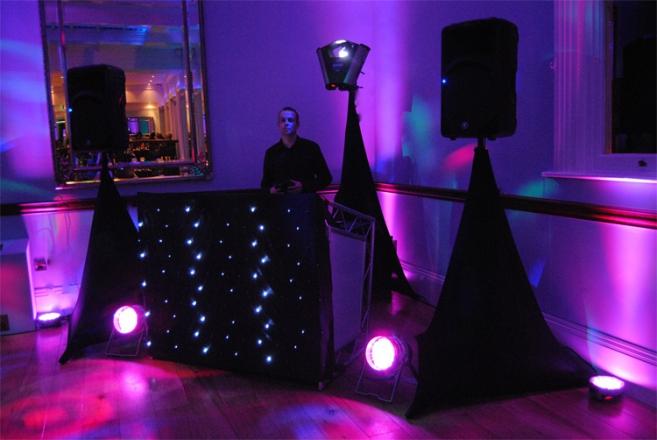 Promo DJ Steve Woodford Wedding DJ Staffordshire