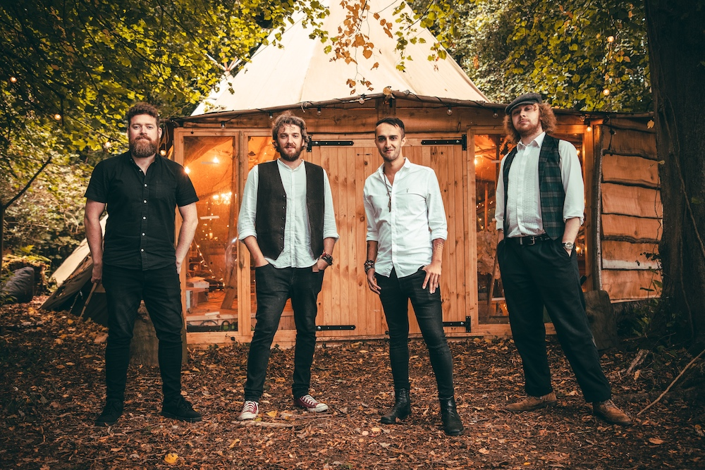 Promo Wild Tribe Pop, Rock, Indie Folk Party Band Cheshire