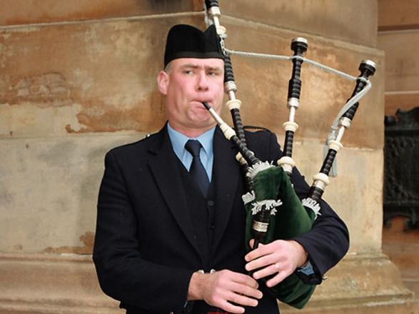 Promo Dode the Piper Piper Glasgow