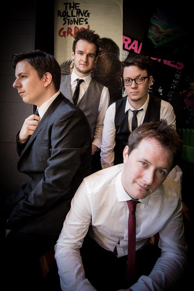 Promo Hypertones Function Band Nottinghamshire
