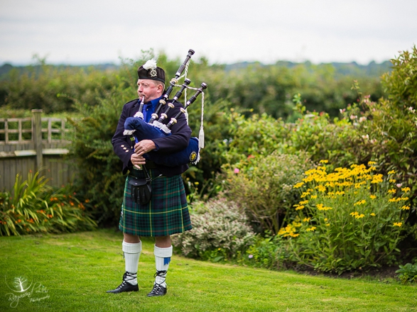 Promo Donald The Bagpiper Piper Somerset