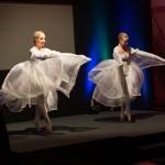 Promo Crystal Ballerinas Dancer London