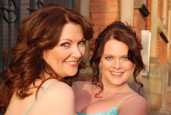 Promo Double Divas Classical Soprano Singers / Duo South Yorkshire