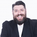 Promo Doug Segal Comedy Mind Reader London