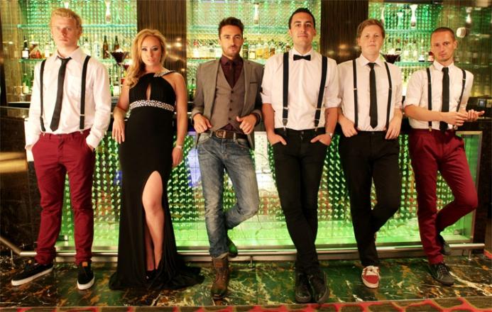 Promo Dr Dynamite Function Band London
