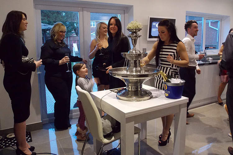 Promo Drinks Fountain Cocktail Fountain Hampshire