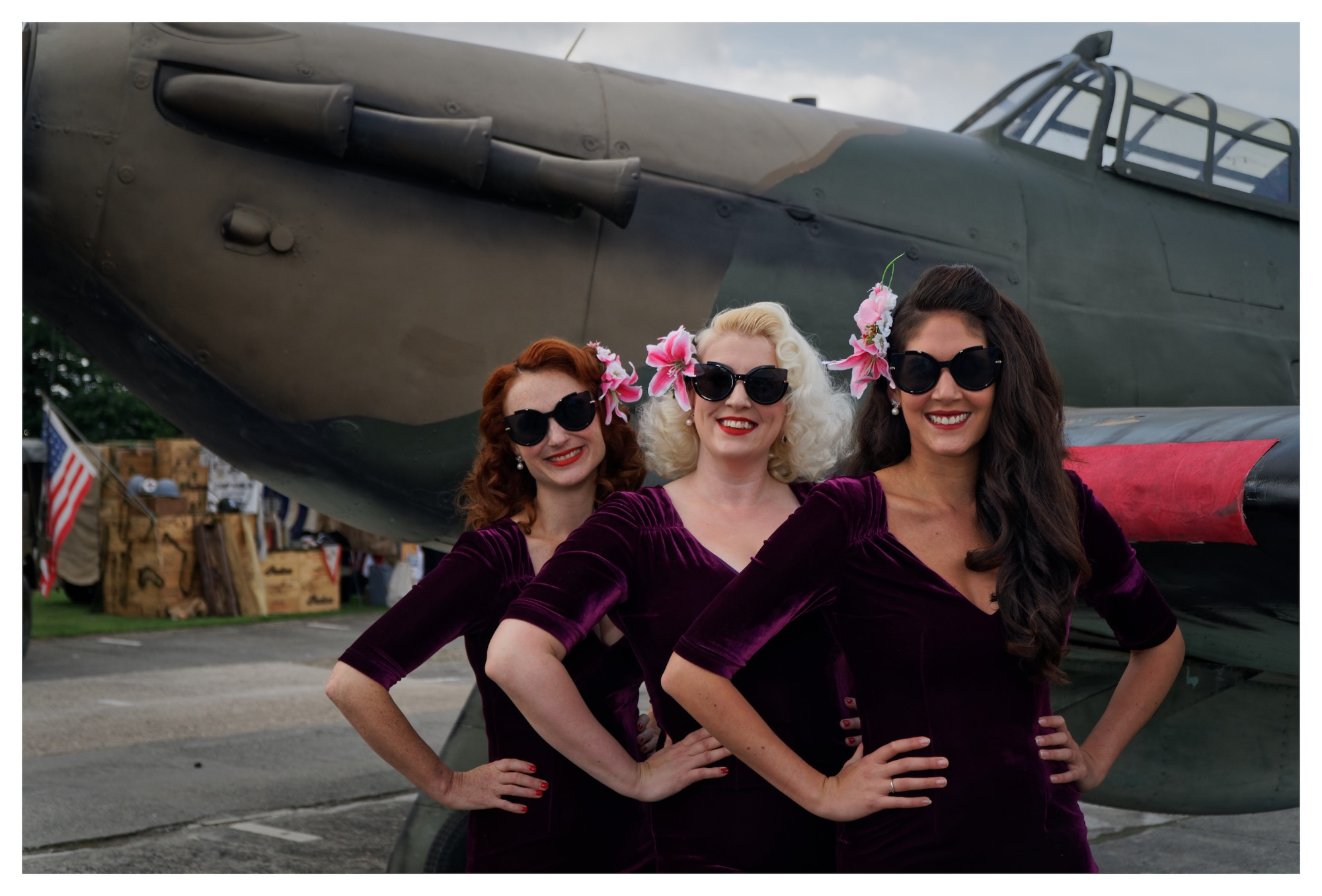 Promo The Victory Rolls  London