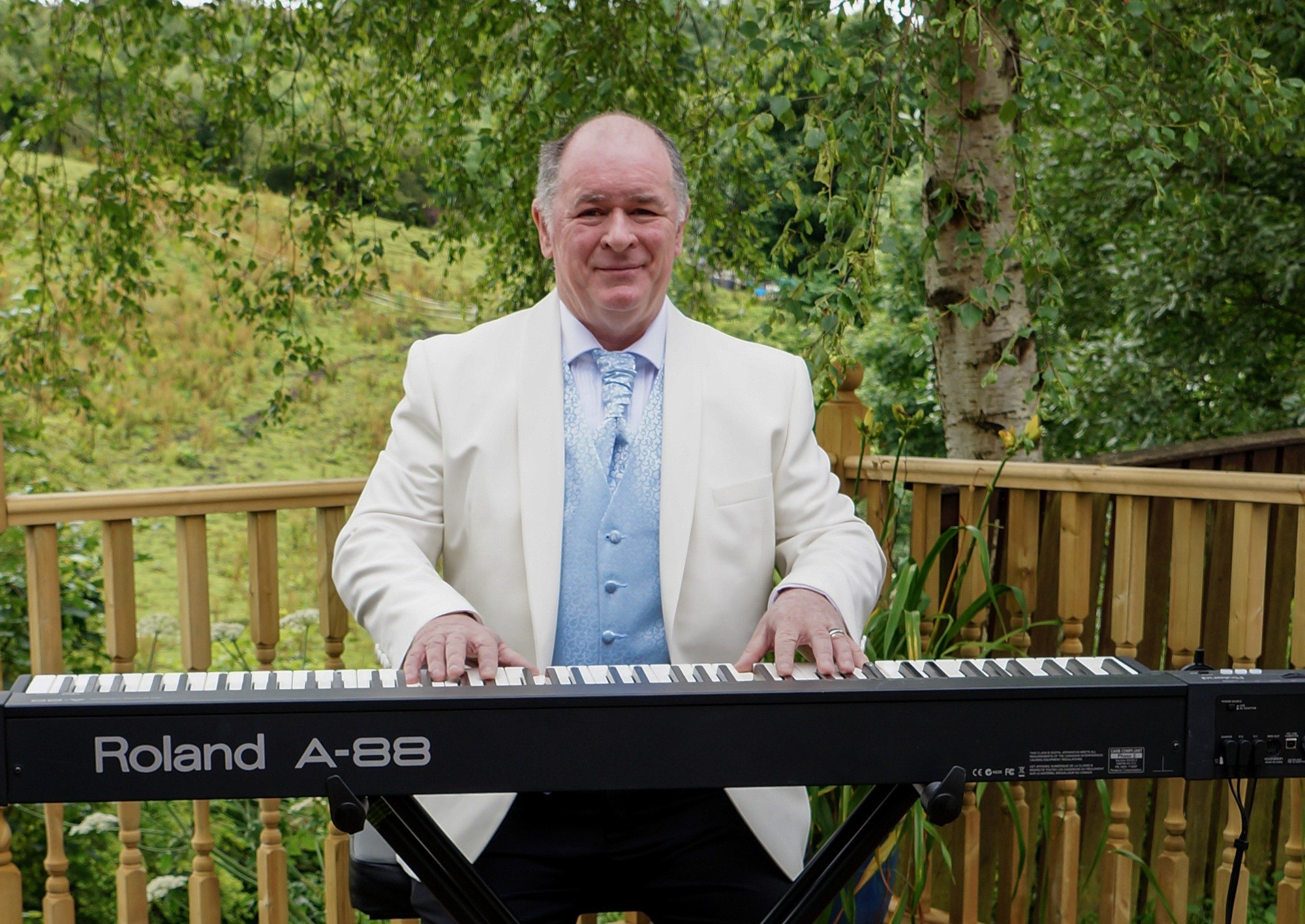 Promo Jimmy H Pianist Glasgow
