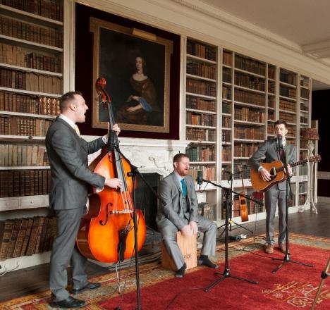 Promo The London Elite Acoustic Pop Trio Dorset
