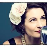 Promo Miss Rosie Vintage Solo Jazz Singer Derbyshire