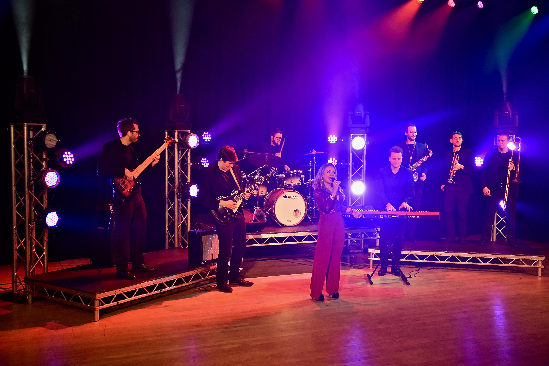 Promo Level Up Function Band Warwickshire