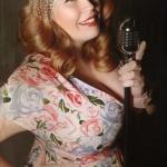 Promo Vintage Lianna Vintage 50s/60s Singer West Sussex