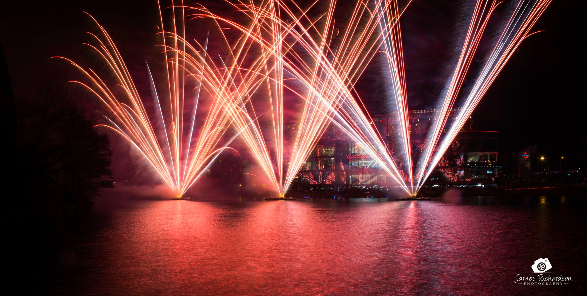 Promo Firework Displays Wedding Fireworks London